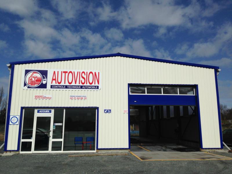 Photo du centre BENOIST AUTO CONTROLE