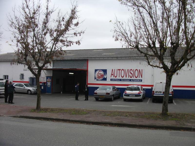 Photo du centre SARL AUTO-CONTROLE DES CHARRIERS