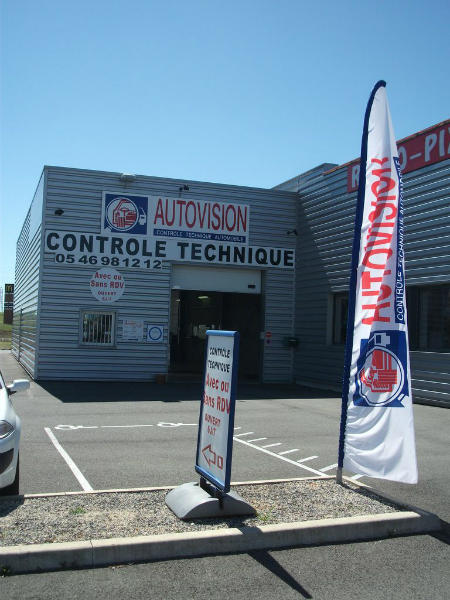 Photo du centre AUTO CONTROLE PONTOIS