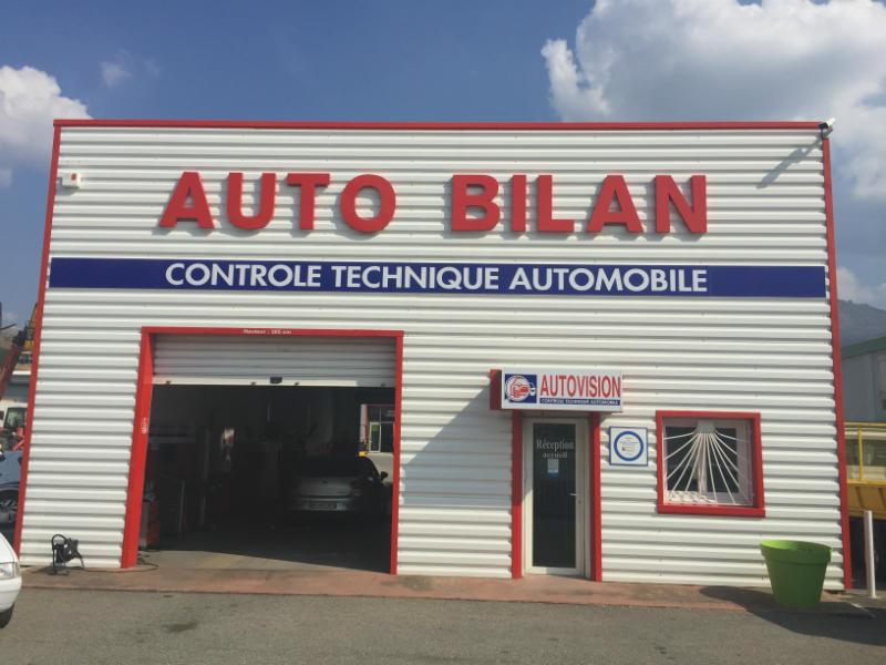 Photo du centre AUTO BILAN CORTENAIS AUTOVISION