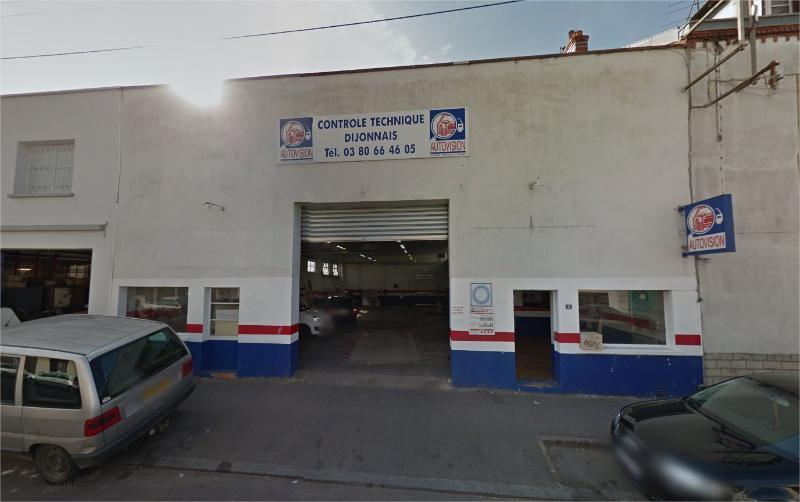 Photo du centre AUTOVISION CABM DIJON