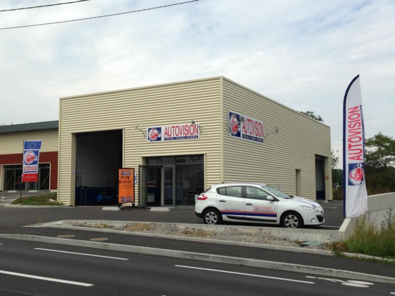 Photo du centre QUIMPER AUTO CONTROLE