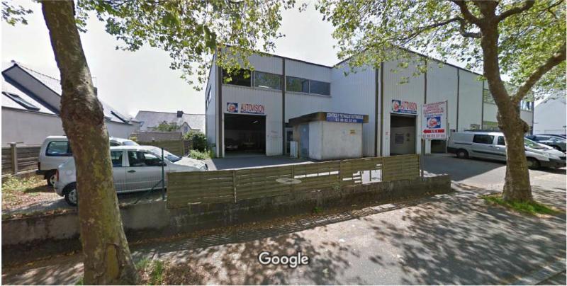 Photo du centre BREST CONTRÔLE TECHNIQUE AUTO