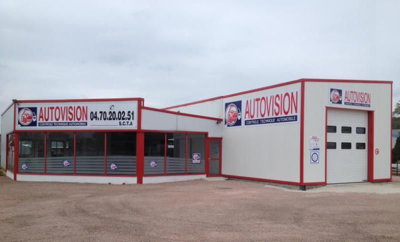 Photo du centre SOCIETE DE CONTROLE TECHNIQUE AUTOMOBILE