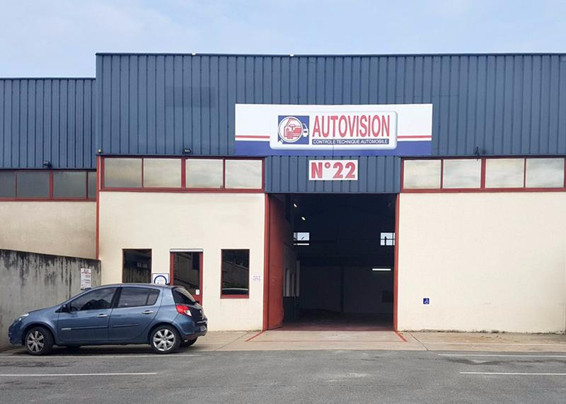 Photo du centre MKD AUTOVISION EYSINES