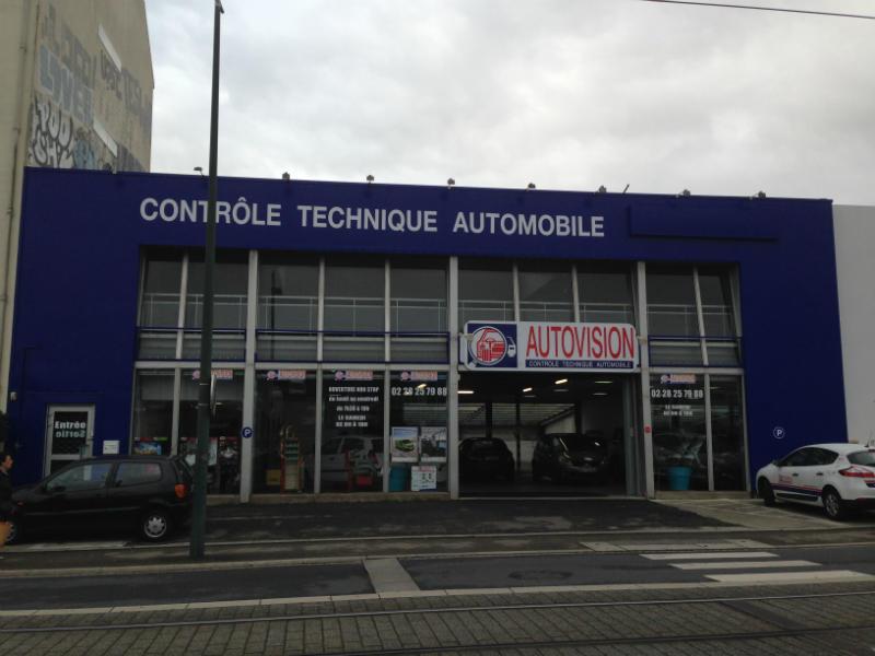 Photo du centre ALLO CONTROLE TECHNIQUE AUTO