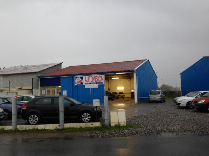 Photo du centre AUTO CONTROLE DE LA TORSE