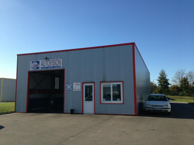Photo du centre AUTO CONTROLE DU LOIR