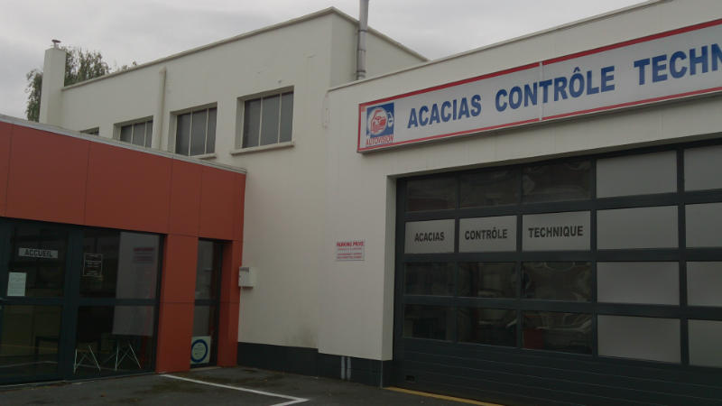 Photo du centre SARL ACACIAS CONTROLE TECHNIQUE