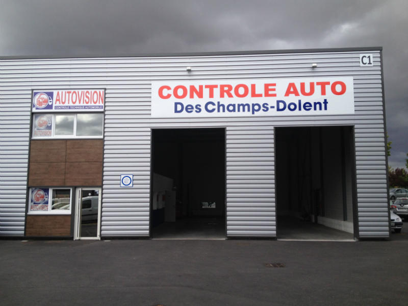 Photo du centre CONTROLE AUTO DES CHAMPS DOLLENT