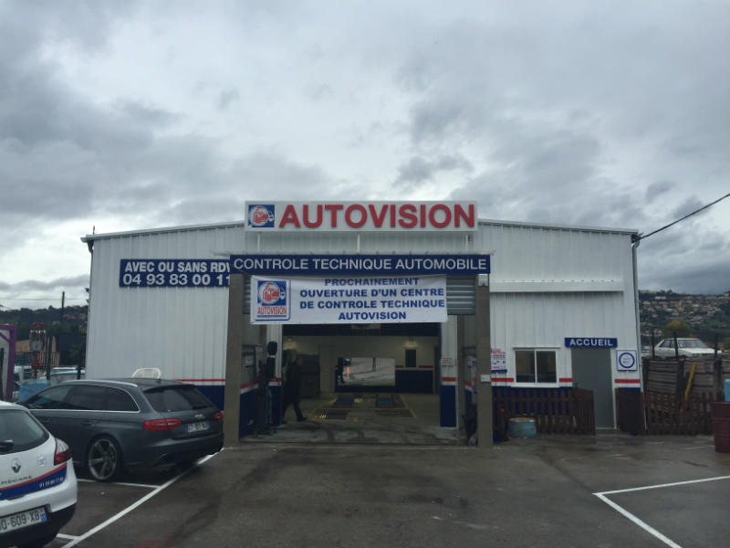 Photo du centre AUTO BILAN SAINT ISIDORE