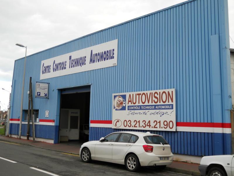 Photo du centre SCCA AUTOVISION