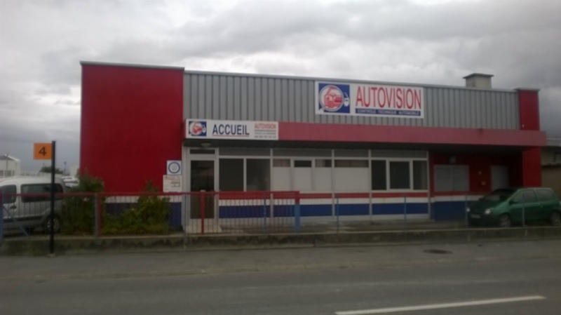 Photo du centre AUTO CONTROLE VILLE LA GRAND