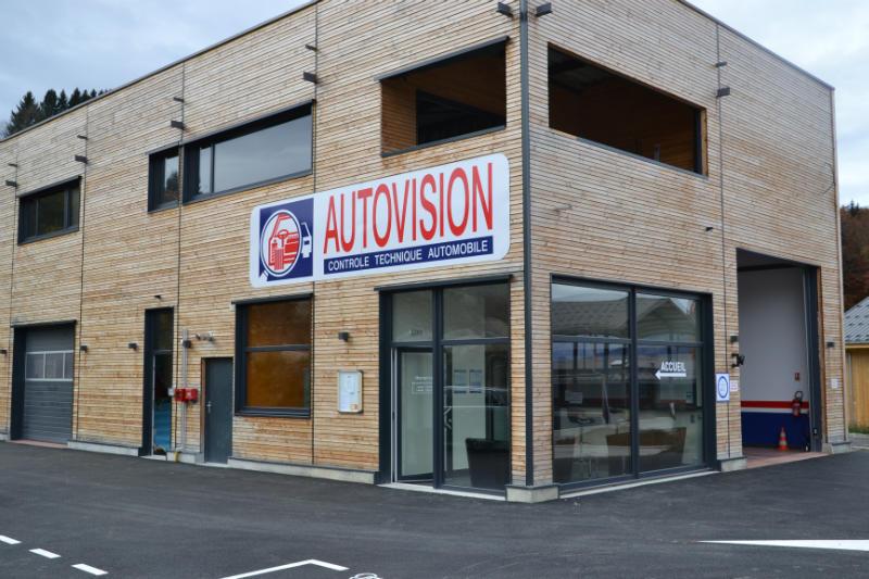 Photo du centre CONTROLE TECHNIQUE COMBLOUX