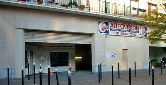 Photo du centre CCTA AUTOVISION