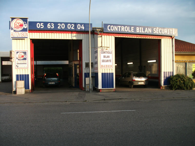 Photo du centre CONTROLE BILAN SECURITE