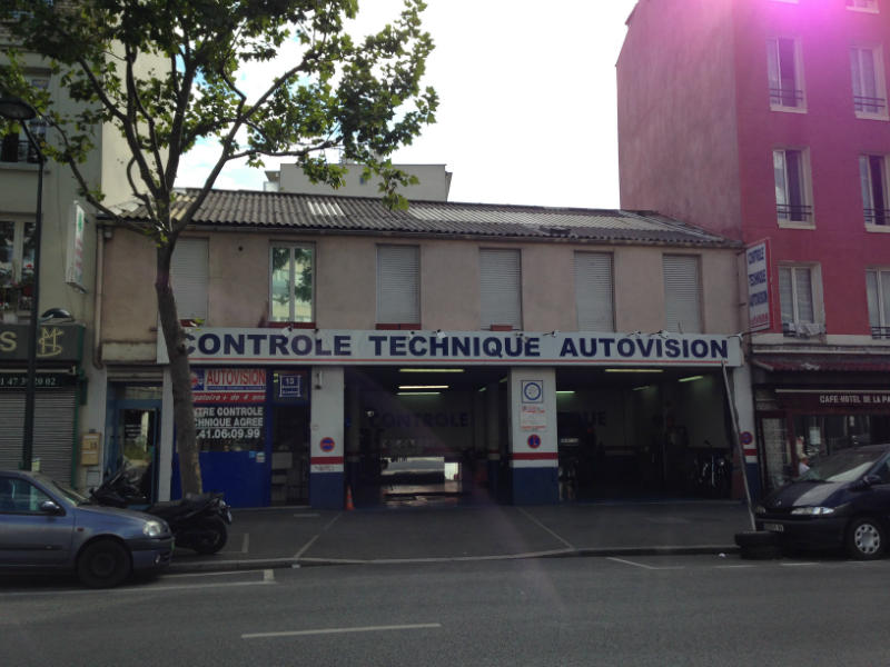 Photo du centre AUTO SECURITE PLUS
