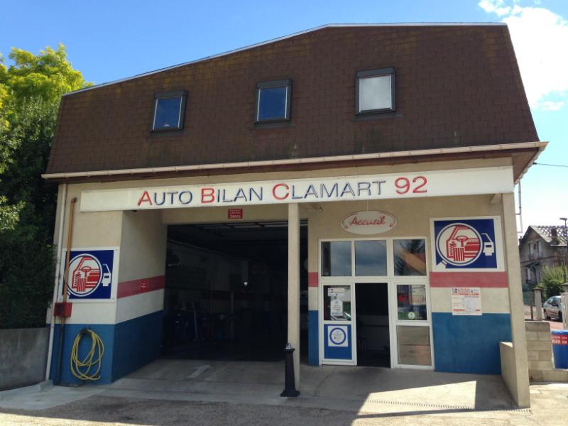 Photo du centre AUTO BILAN CLAMART 92