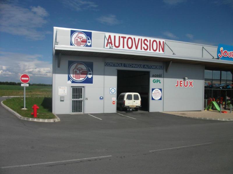 Photo du centre AUTOVISION PENEAUD