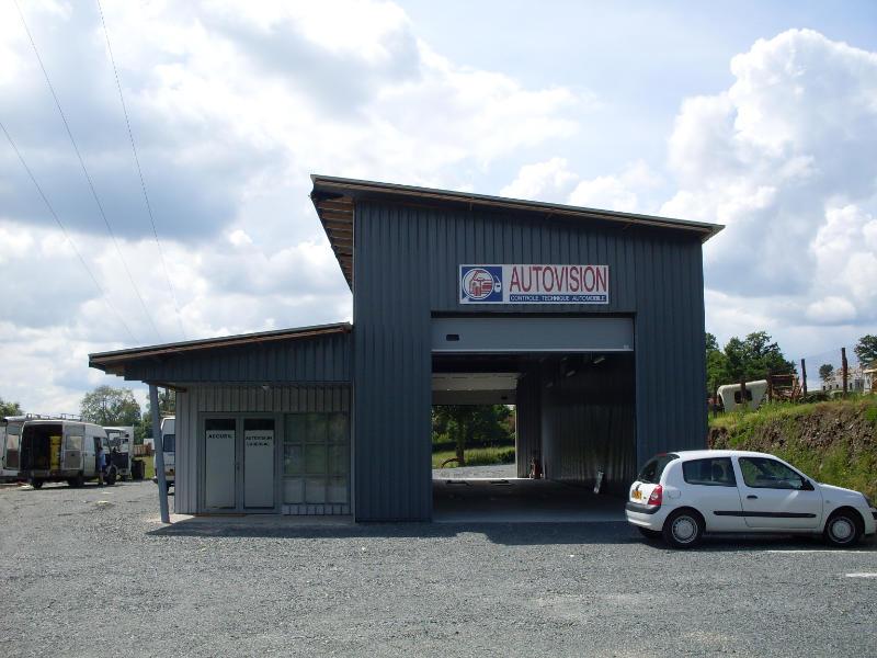 Photo du centre AUTOVISION  LUBERSAC