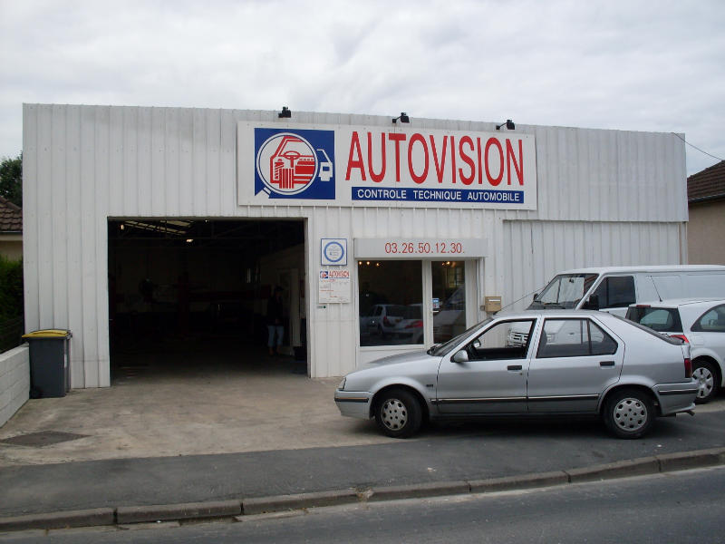 Photo du centre L.C.T. AUTOVISION CORMONTREUIL