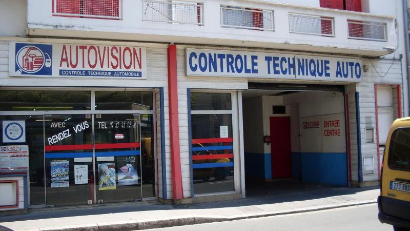 Photo du centre FRANCE AUTO CONTRÔLE