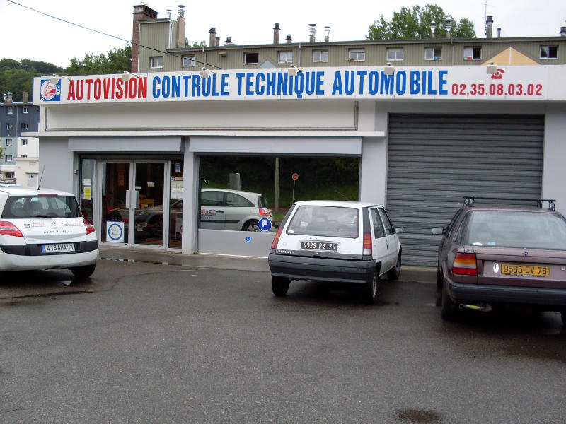 Photo du centre CONTRÔLE TECHNIQUE AUTOMOBILE DU ROBEC