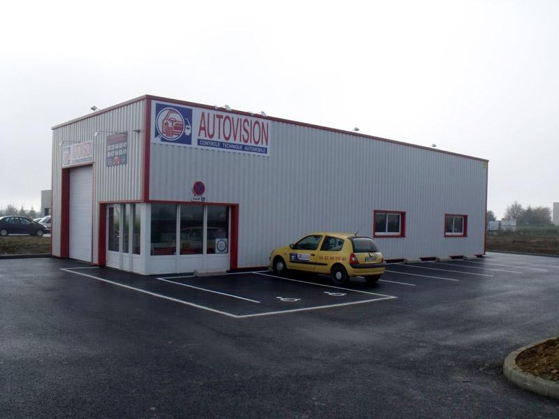 Photo du centre CONTRÔLE TECHNIQUE DU VAL DE SOMME