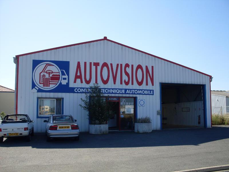 Photo du centre AUTOVISION