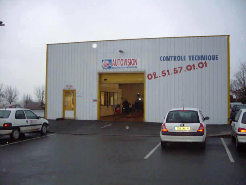 Photo du centre AUTO BILAN SERVICES