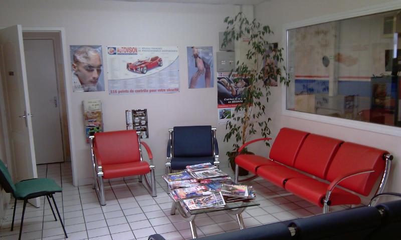 Photo du centre SARL DG CONTROLE