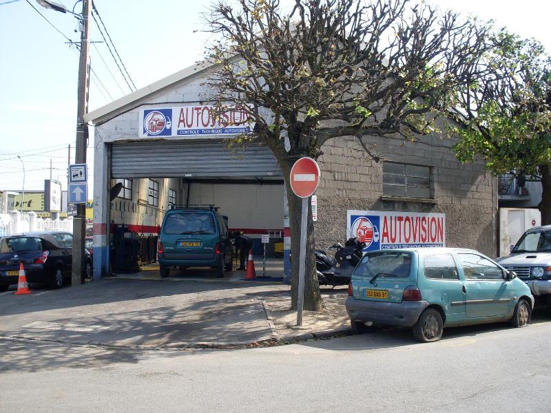 Photo du centre M AUTO BILAN