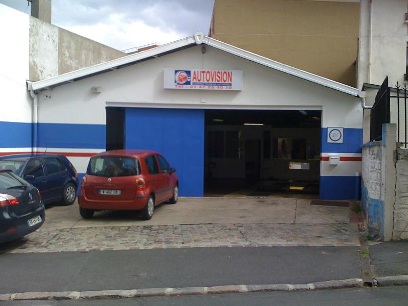 Photo du centre CONTRÔLE PLUS