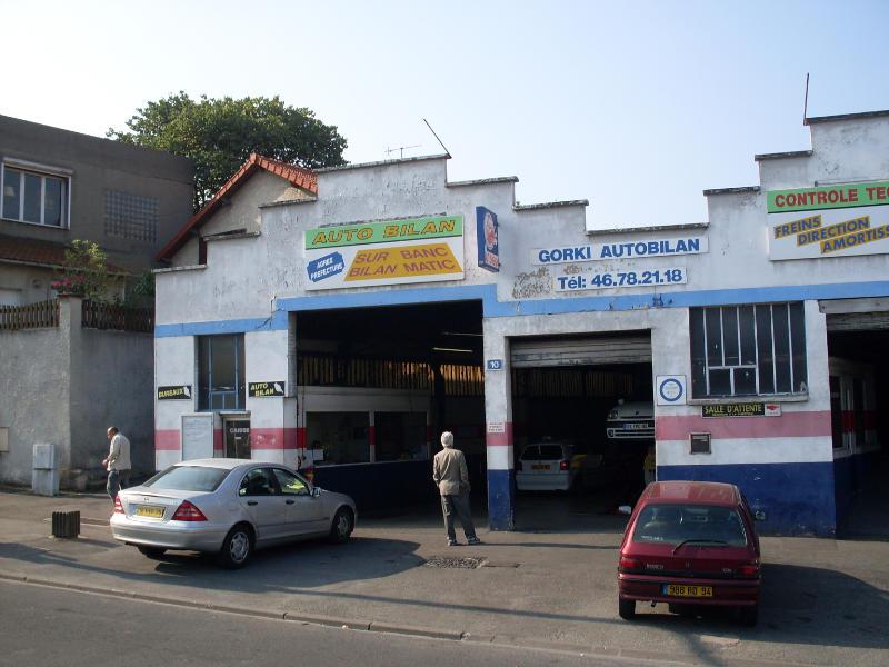 Photo du centre GORKI AUTOBILAN