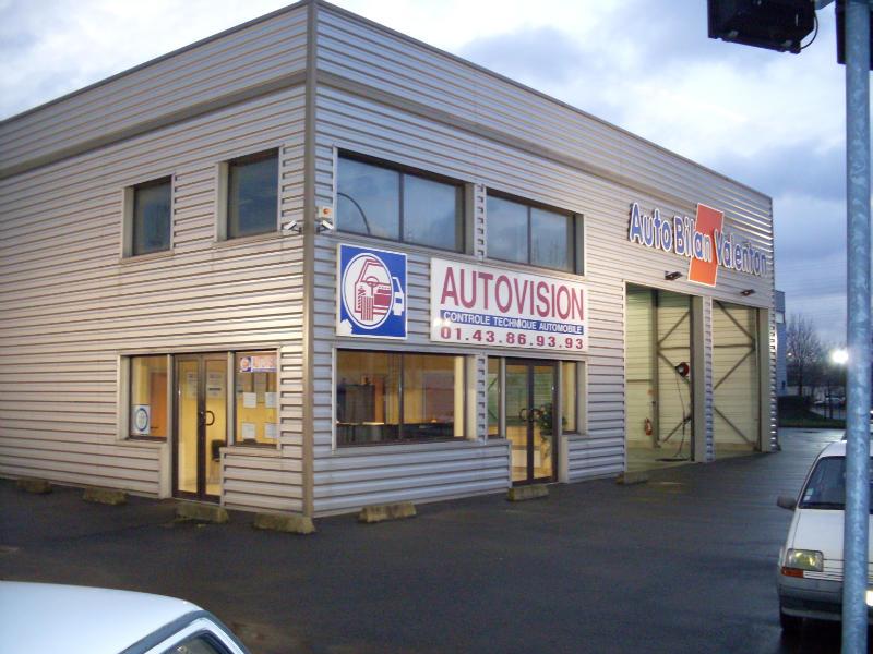 Photo du centre AUTO BILANVALENTON