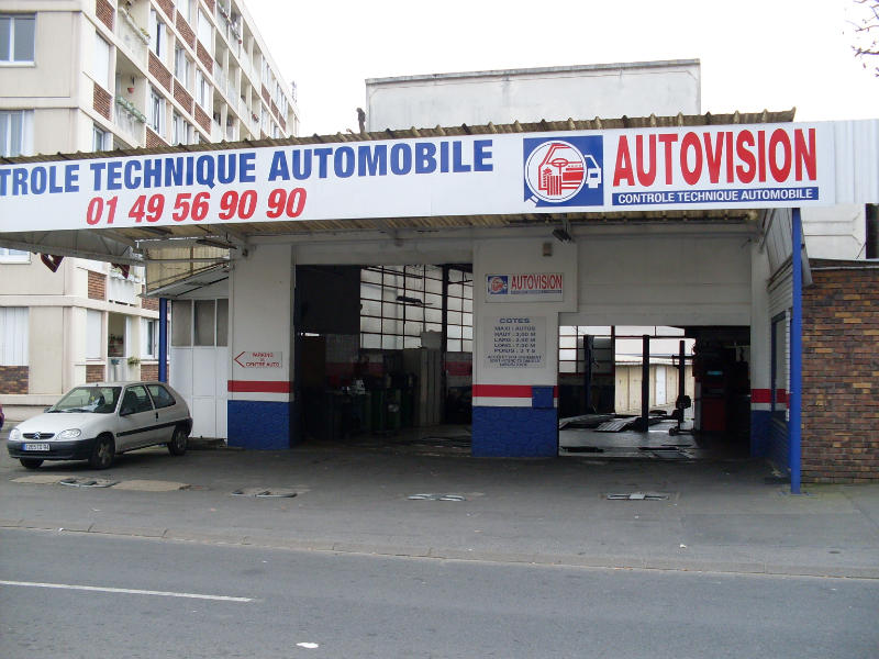 Photo du centre AUTO CONTROLE SECURITE